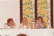 Panel with Marion Zimmer Bradley and Katherine Kurtz
